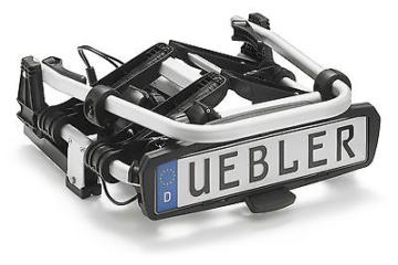 UEBLER X21S Fahrradträger für 2 Räder und Tasche 19670