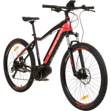E Mountainbike 27,5 Zoll 650B Remington MX Pro MTB E-Bike Pedelec Mittelmotor