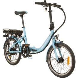 Remington City Folder 20 Zoll Faltrad E-bike Klapprad Pedelec StVZO
